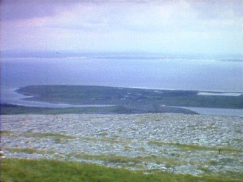 Aughinish, Super-8-Film, Aughinish, Co. Clare, Irland