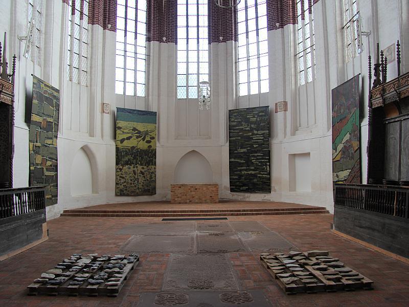 Stein-Zeit, Klangperformance, Mönchskirche, Salzwedel